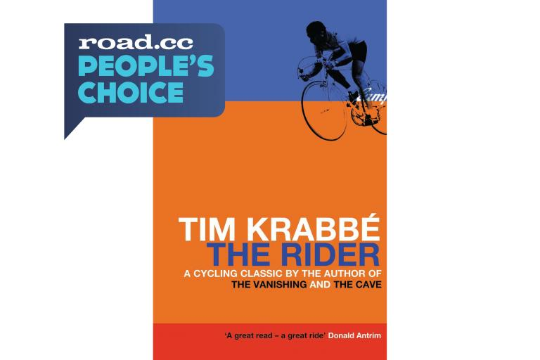The Rider by Tim Krabbe - People's Choice