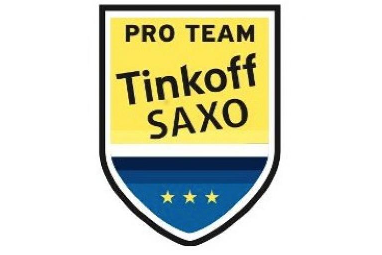 Tinkoff Saxo Logo
