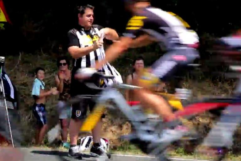 Tour de France 2015 MTN-Qhubeka soigneur YouTube still