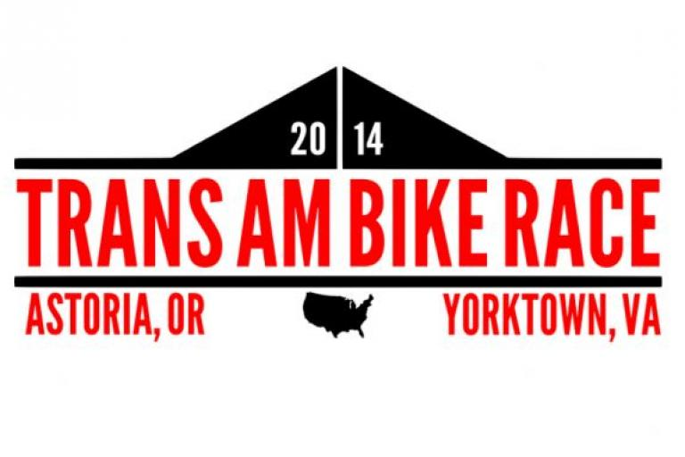Trans Am Bike Race logo