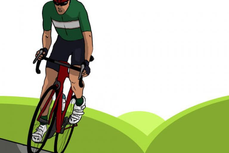 VC Walcot hill climb
