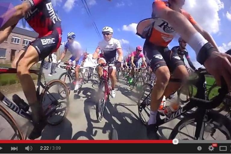 Velon Tour of Flanders YouTube still