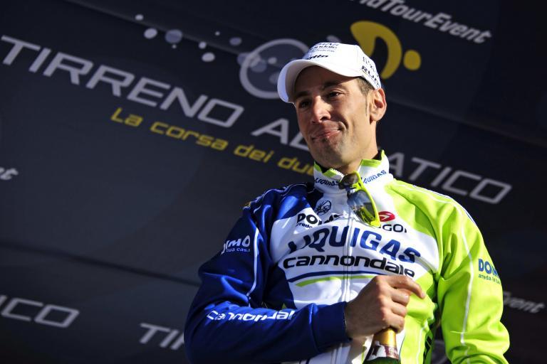 Vincenzo Nibali (picture Gian Mattia d'Alberto:LaPresse:RCS Sport)