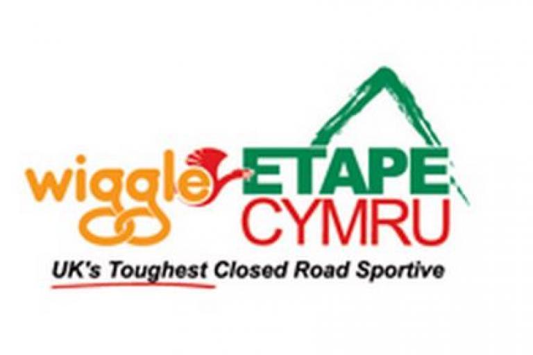 Wiggle Etape Cymru logo