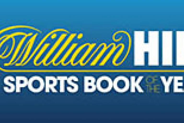 William Hill Sports Book of the Year logo