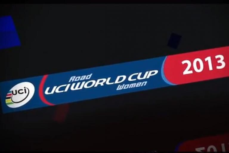 Women's World Cup 2013 logo