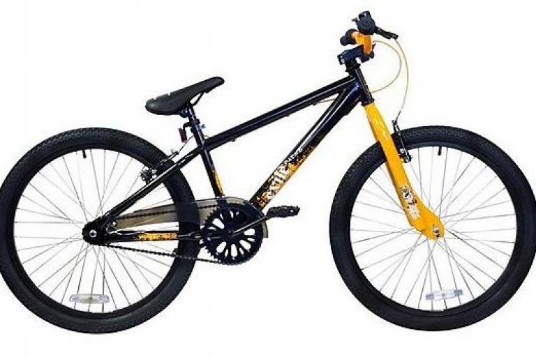 X Rated Exile Jump Bike