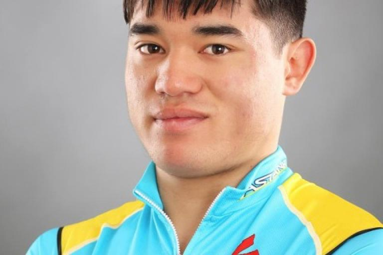 Yerlan Pernebekov (picture Astana Pro Team)