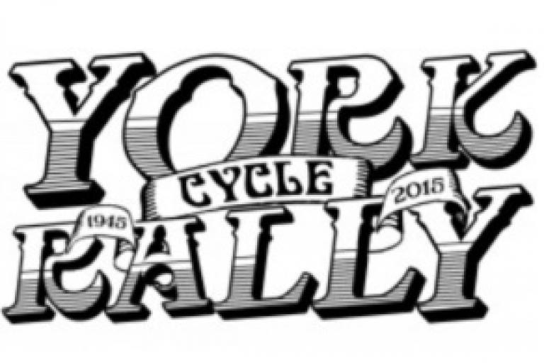York Cycle Rally logo