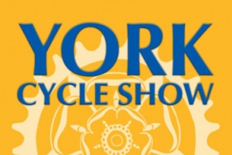 York Cycle Show logo