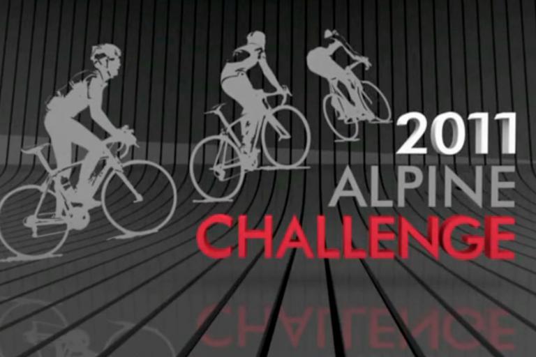 Alpine Challenge logo