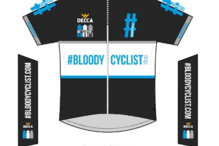 bloodycyclists jersey