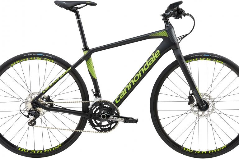 cannondale quick carbon 1 2016 hybrid bike