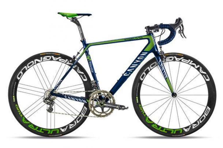 canyon and movistar