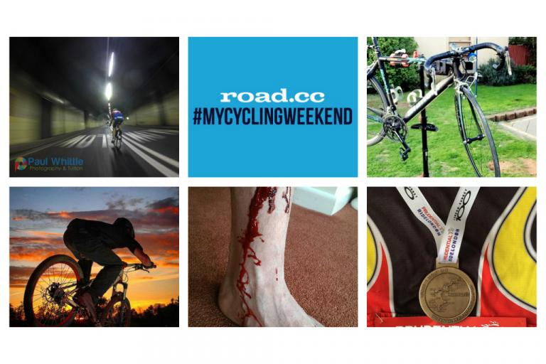 mycyclingweekend collage 2015_08_07