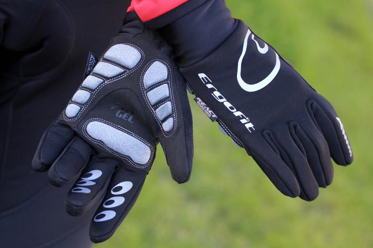 Altura Ergofit windproof gloves