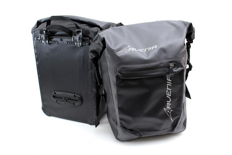 Avenir Sonic Welded waterproof panniers