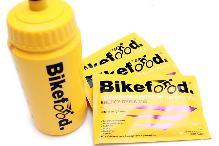 Bike Food energy drink mix
