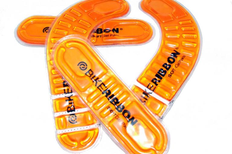 Bike Ribbon Gel Pad