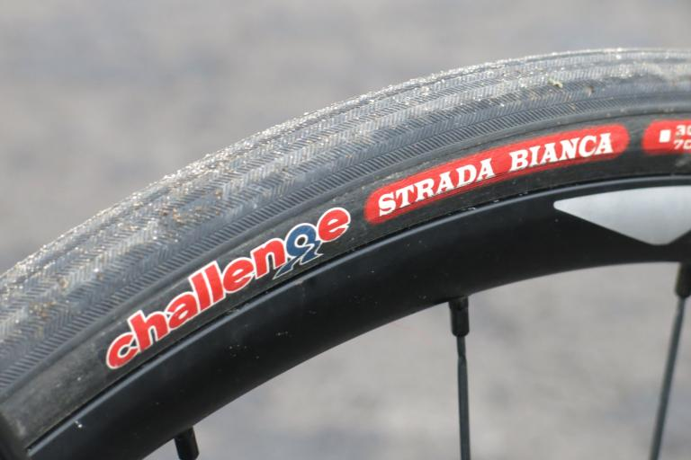 Challenge Strada Bianca tyre