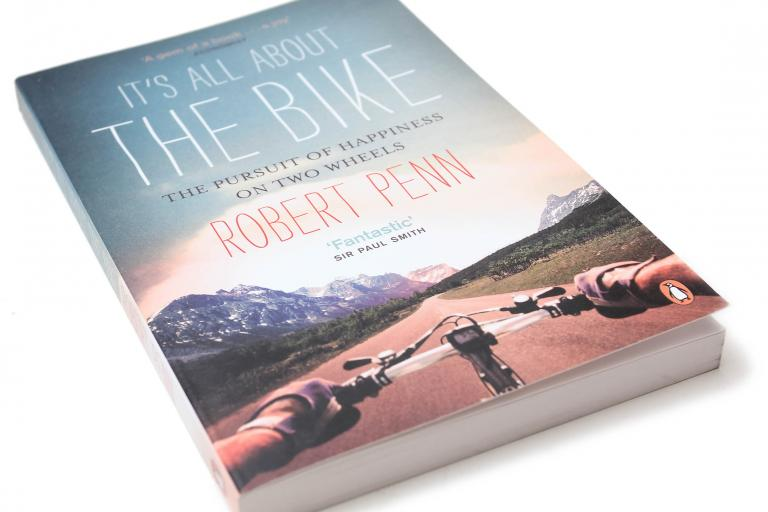 It's all about the bike paperback