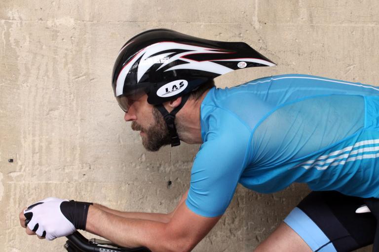 LAS Cronometro helmet