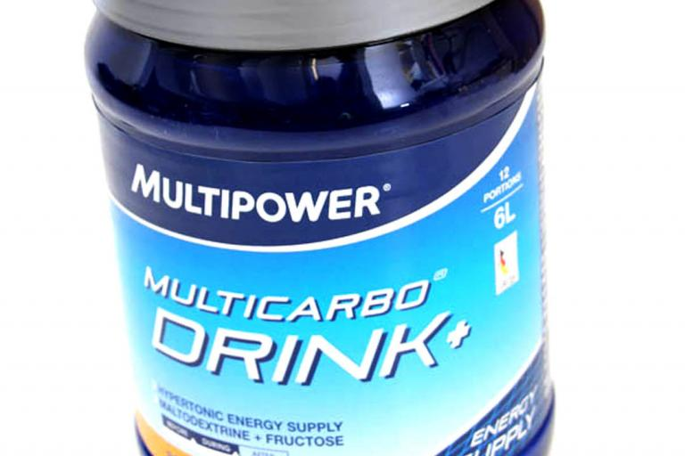 Mutlipower Multicarbo Drink