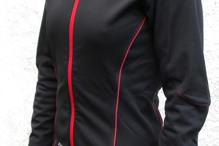 Pearl Izumi softshell jacket