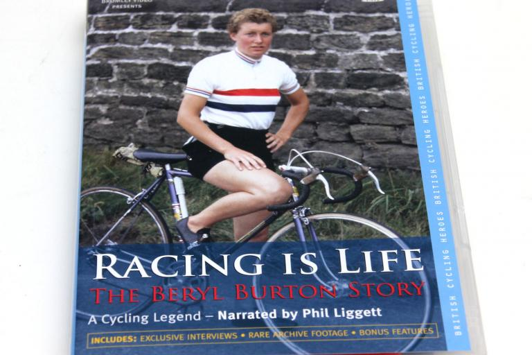 Racing Is Life - The Beryl Burton Story