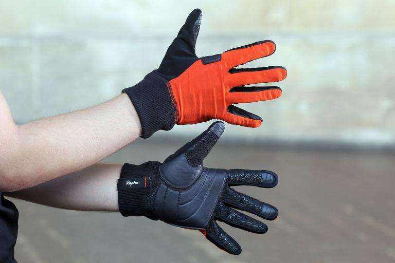 Rapha Merino Gloves