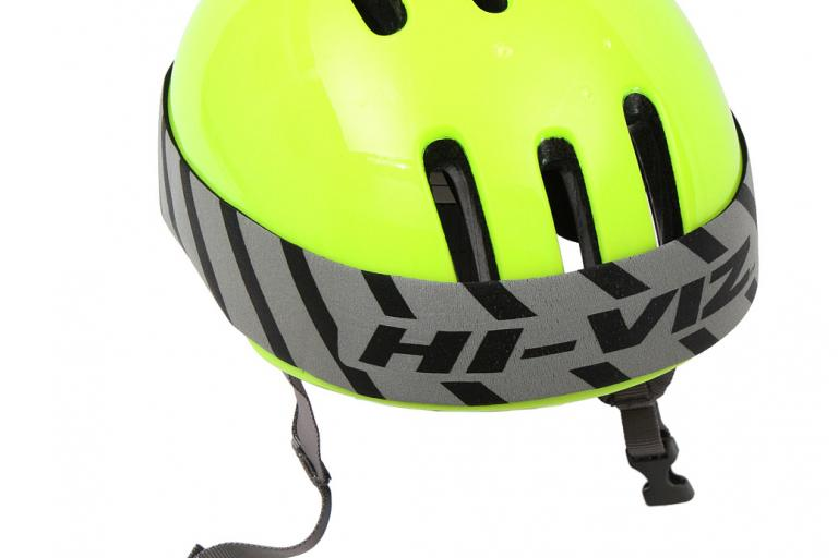 Respro helmet band - on helmet