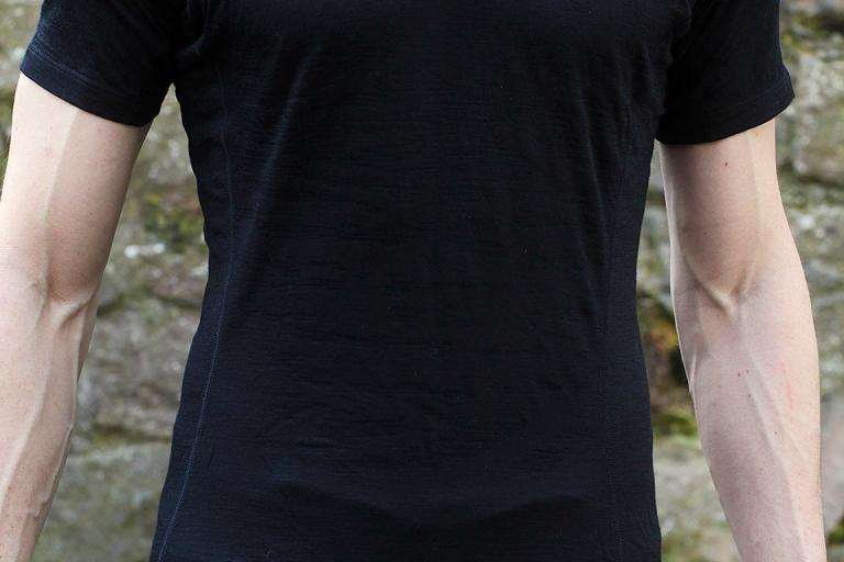 Solo Merino short sleeve base layer