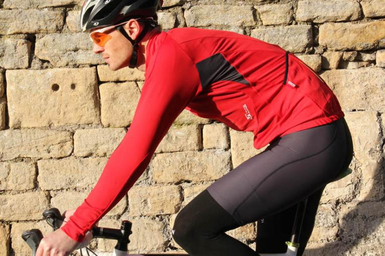 Sugoi RS Zero Long Sleeve jersey - riding