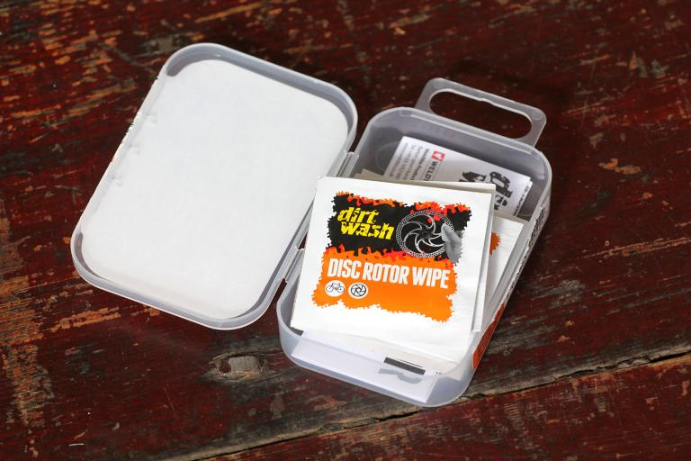 Weldtite Dirtwash Disc Rotor Wipes 2