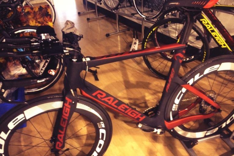 Raleigh TT