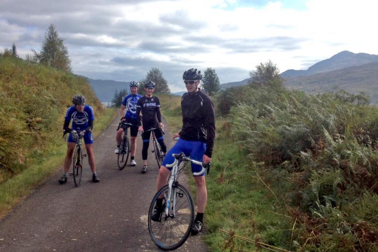 Loch Katrine-Riders