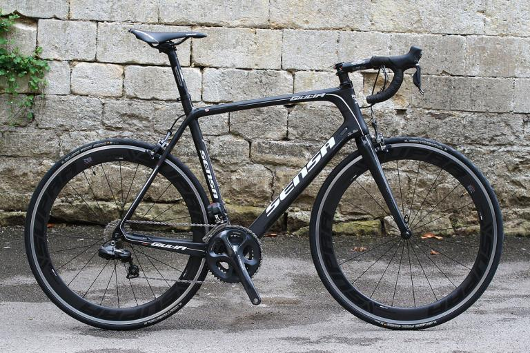 Sensa Giulia Di2 - full bike