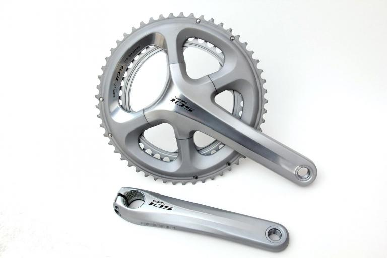 Shimano 105 - cranks