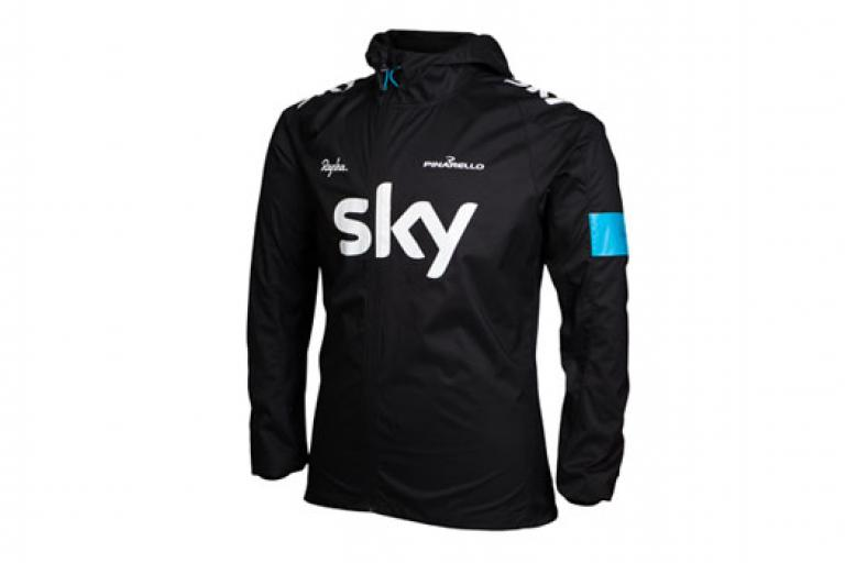 Team Sky Spray Jacket