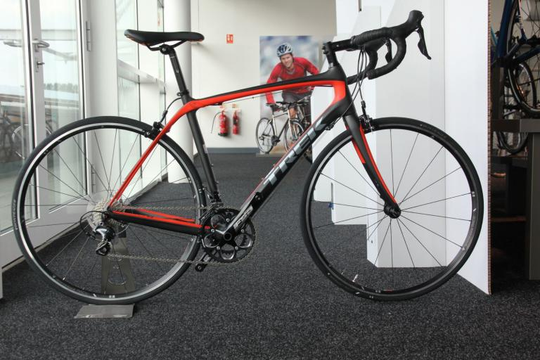 Trek Domane 4.5 - full bike
