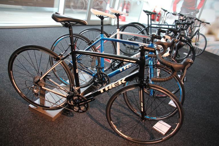Trek 1 Series range