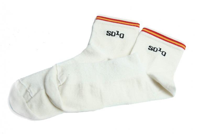 Solo merino socks