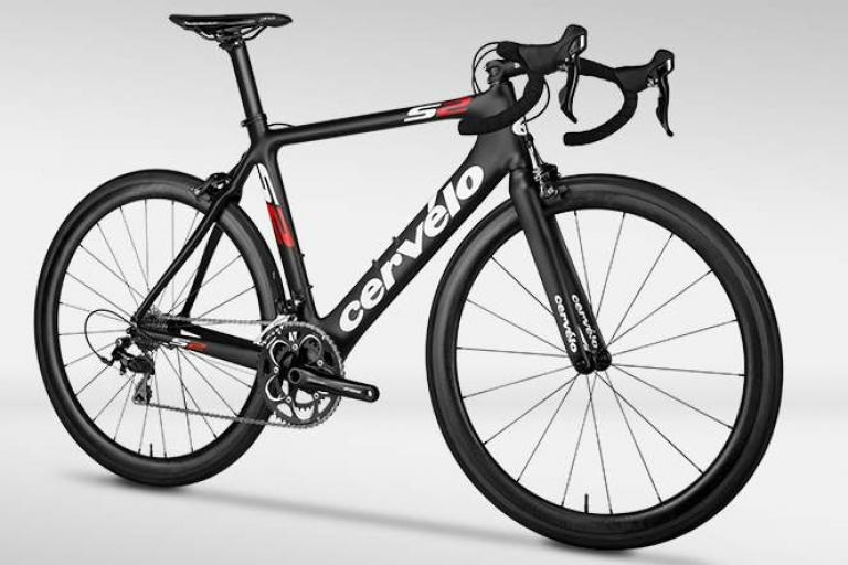 Cervelo S2 Black Limited Edition 2