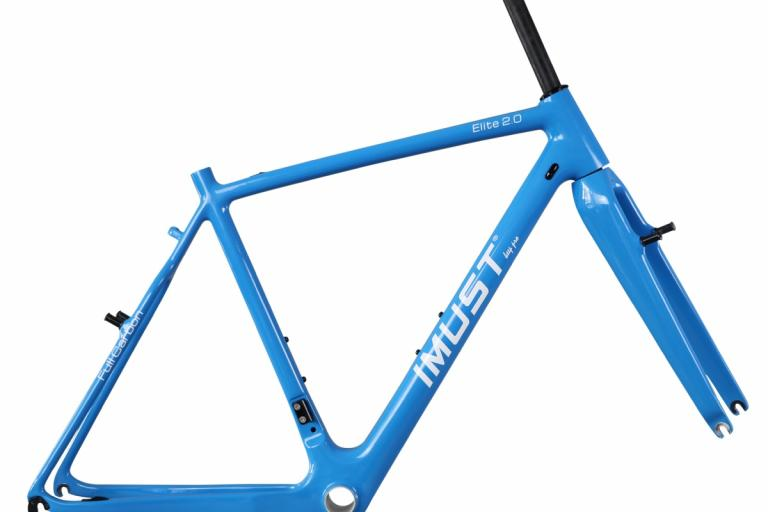 carbon cyclocross frameset