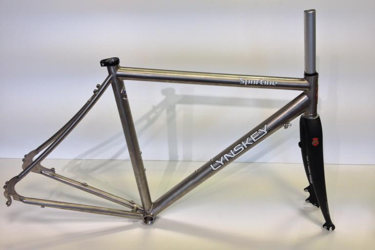 Lynskey Sportive disc Frame and Fork Medium Long