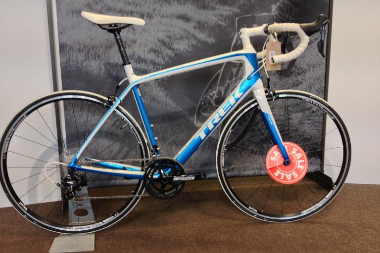 2014 Trek Madone 4.5 58cm