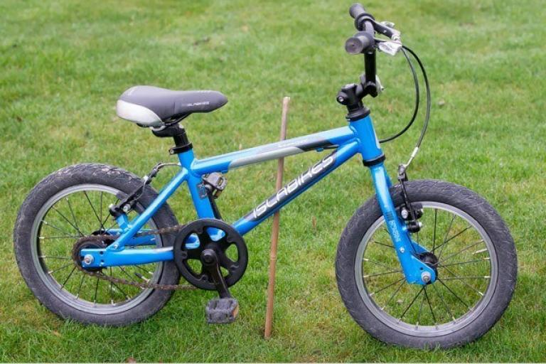 islabikes, child's bike, kid's bike, first bike