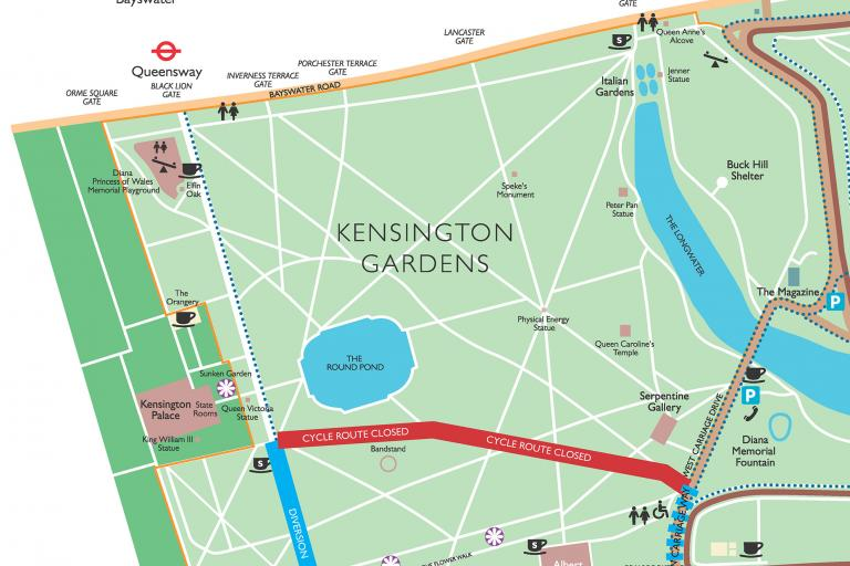 Kensington Gardens diversion.jpg