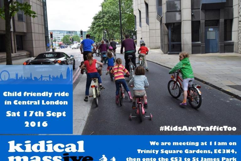 Kidical Mass London