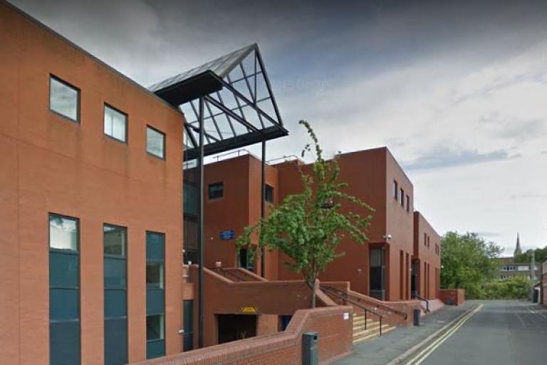 Leicester Crown Court (via Google Street View).JPG